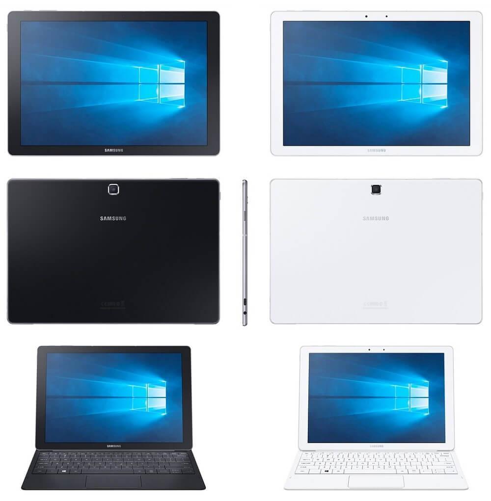 Дизайн планшета Samsung