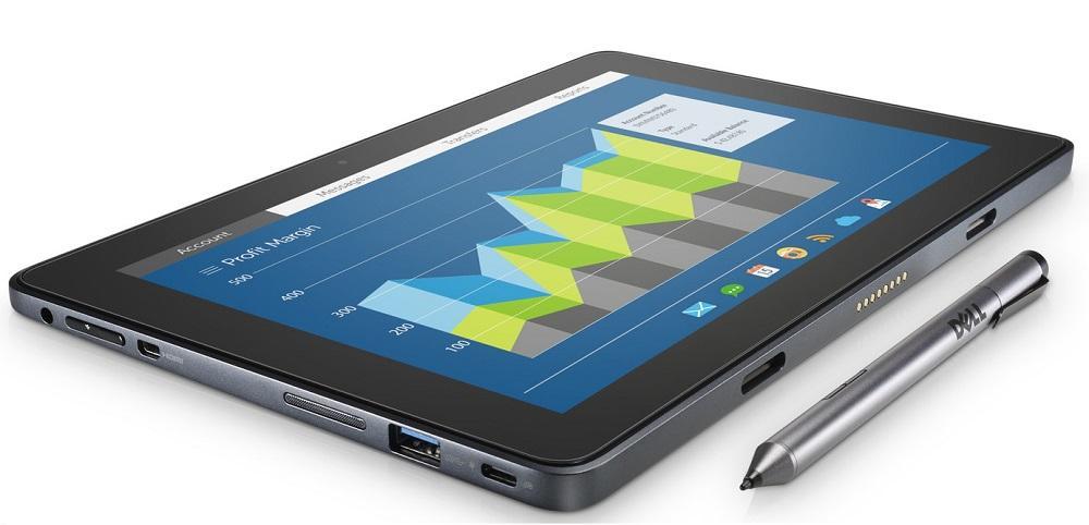 Дизайн планщета Dell
