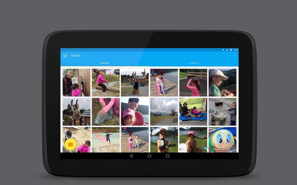 Фотографии на Андроиде