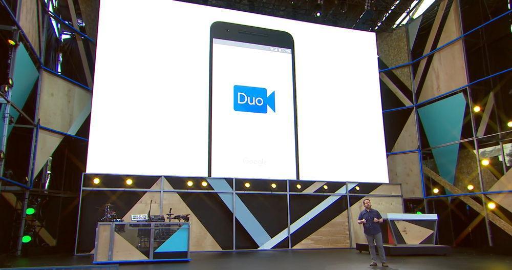 Презентация Google Duo