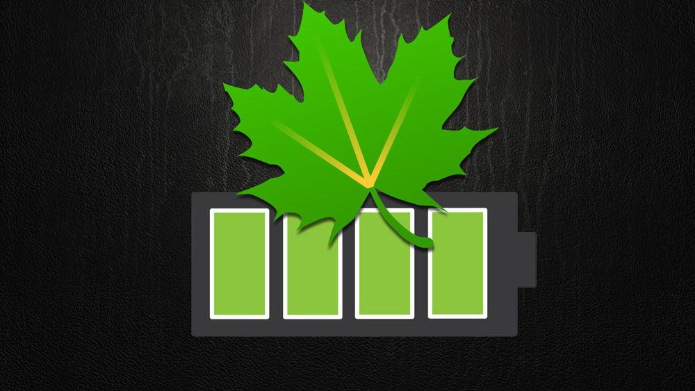 Greenify логотип