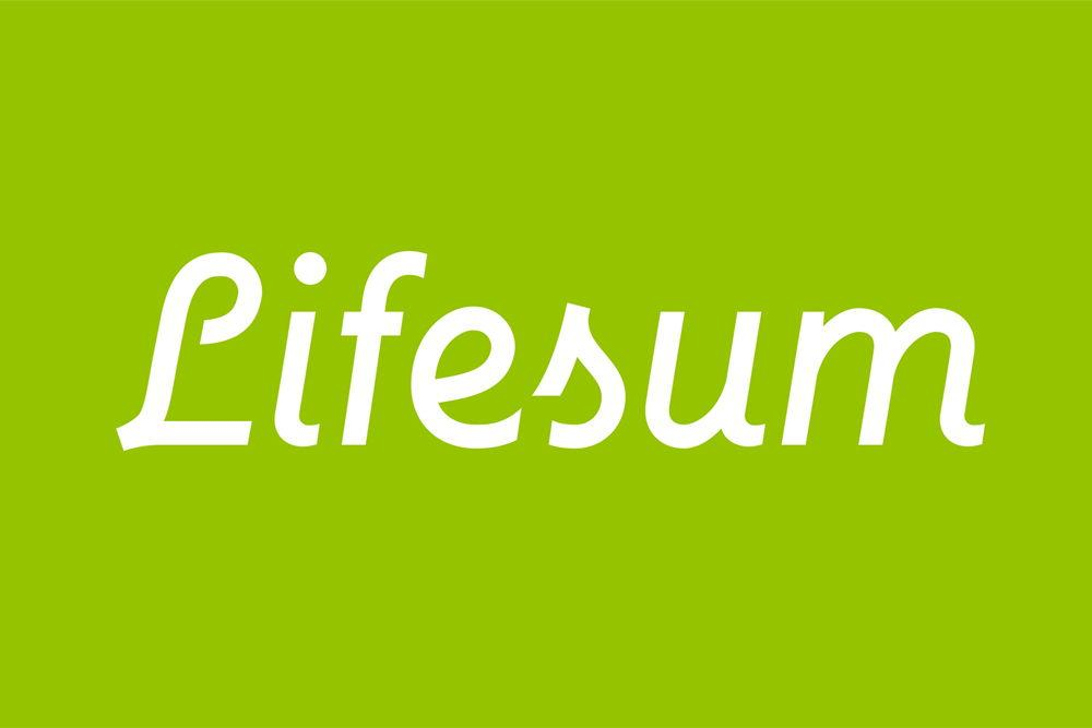 Lifesum логотип