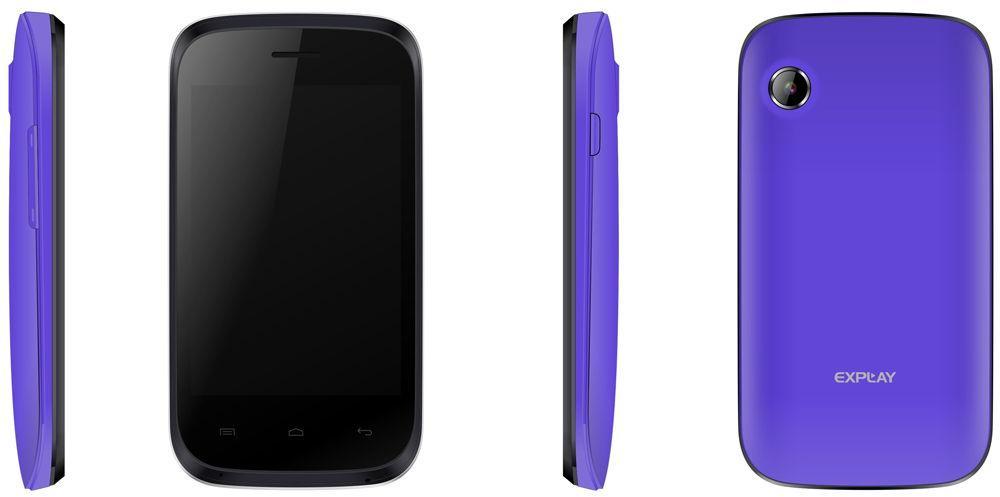 Explay N1 фиолетовый