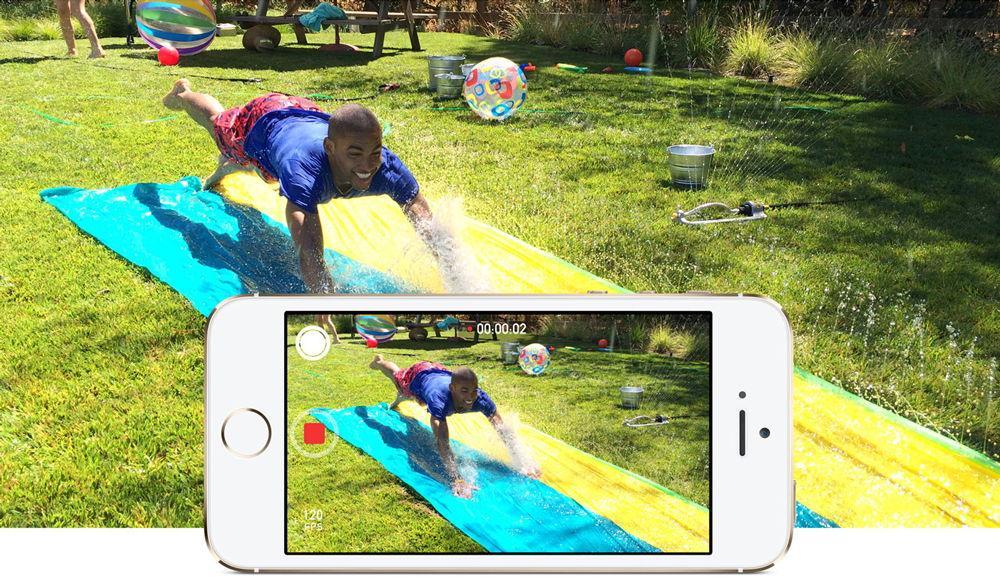 Съемка видео на iPhone