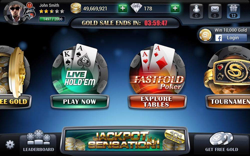Poker Онлайн холдем для профи