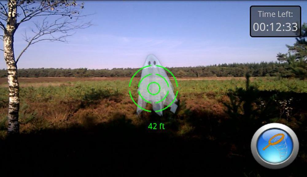 Обзор ловли призраков в SpecTrek