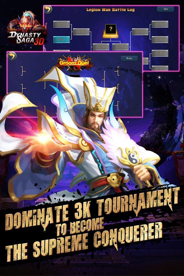 Dynasty saga 3D