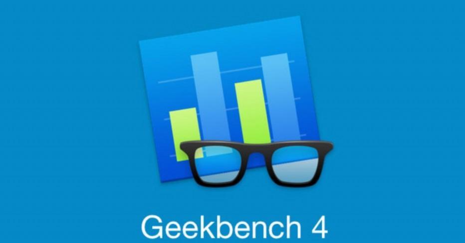 Обновленный тестировщик Geekbench4