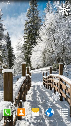 Обои Зимние пейзажи
