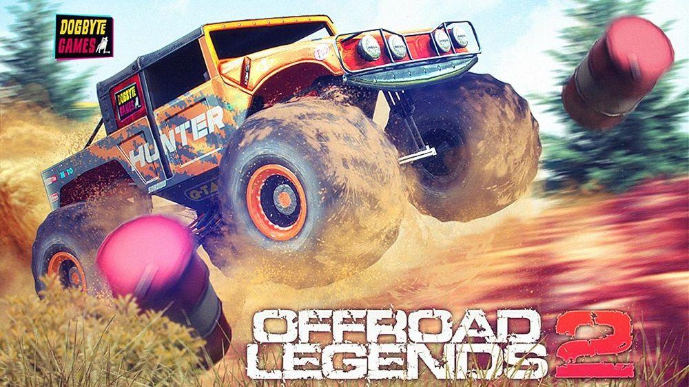 Offroad Legends Too