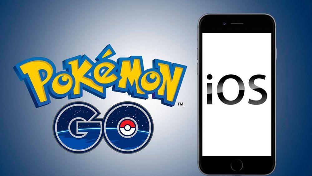 Установка Pokemon Go на iOS
