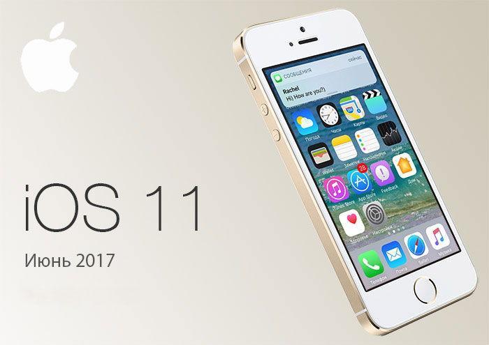 Полный обзор iOS11