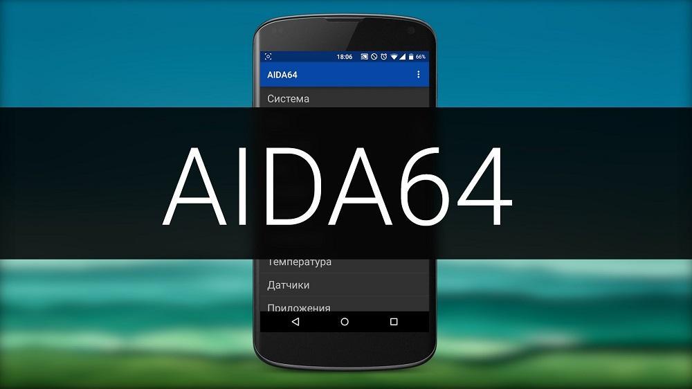 Популярная утилита AIDA64