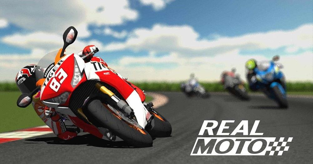 Игра Real Moto