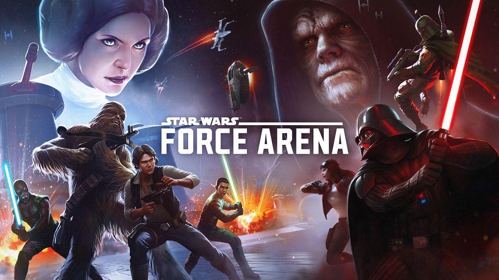 Игра Звёздные войны