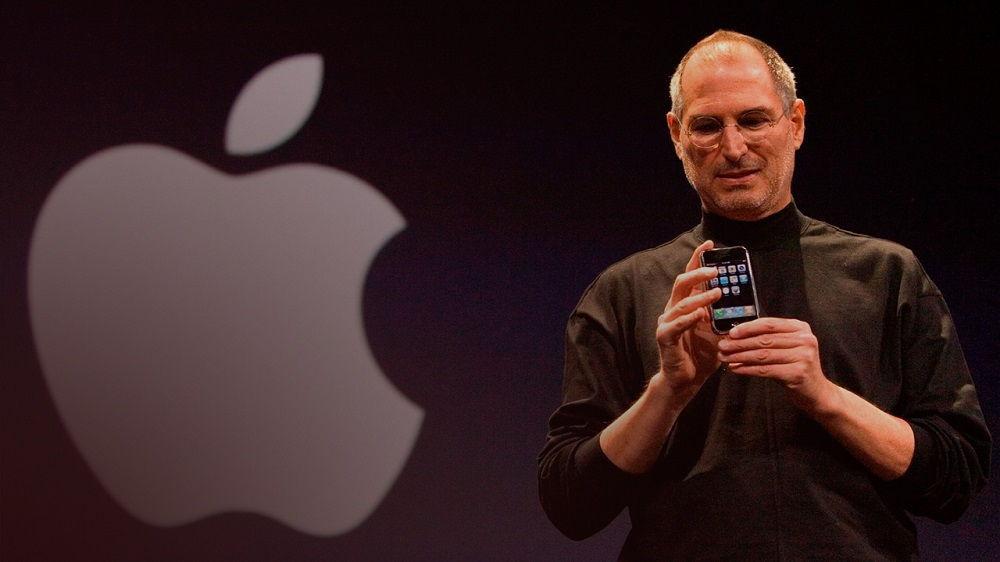 iPhone Стива Джобса