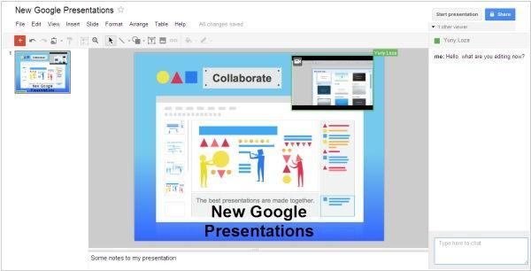 Утилита Google Slides