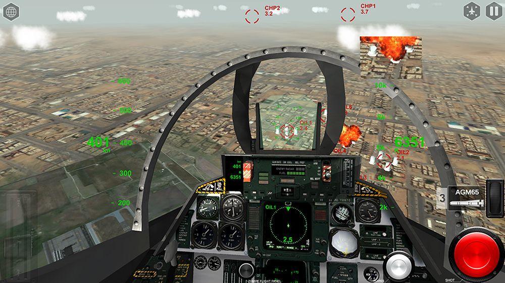Симулятор AirFighters Pro