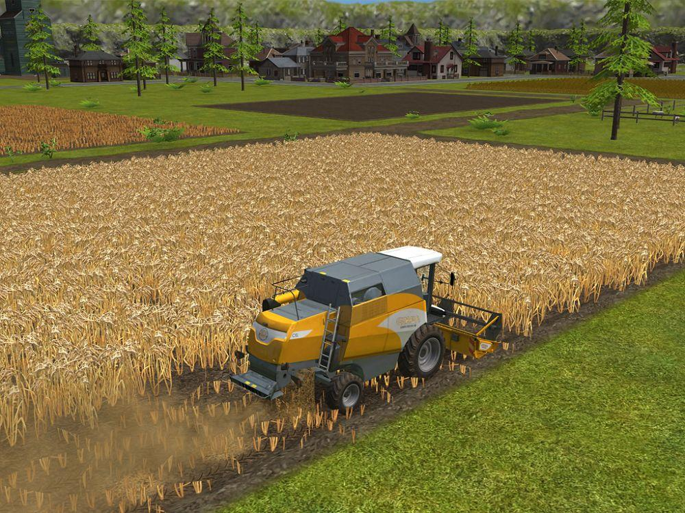 Игра Farming Simulator