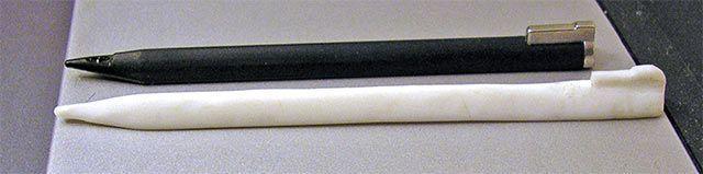 Ручка из фторопласта