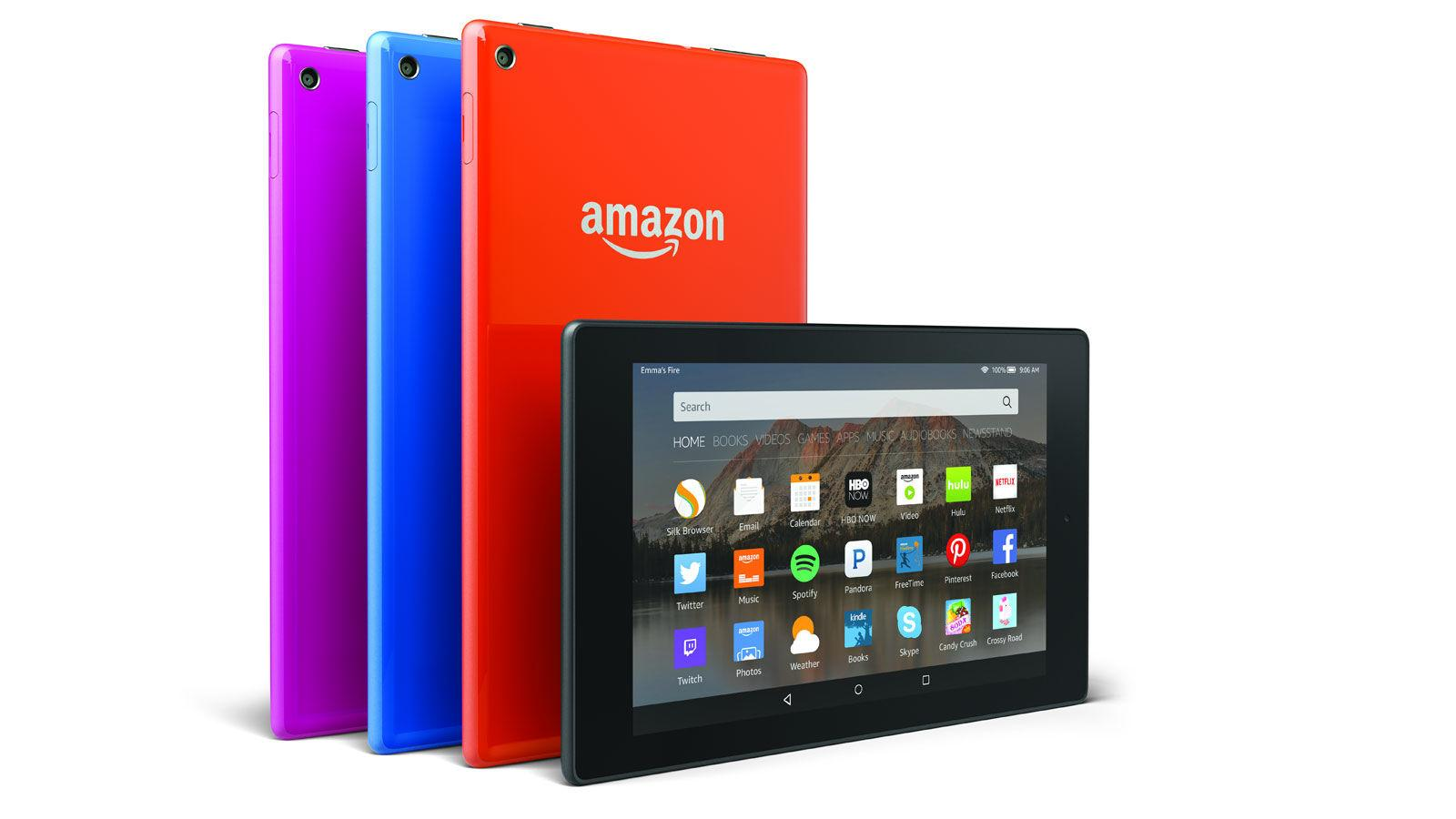 Amazon Fire HD 8 2017