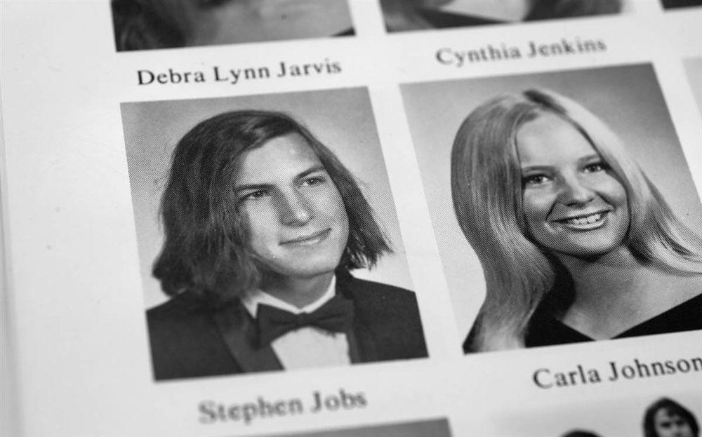 Школьные годы Стива Джобса