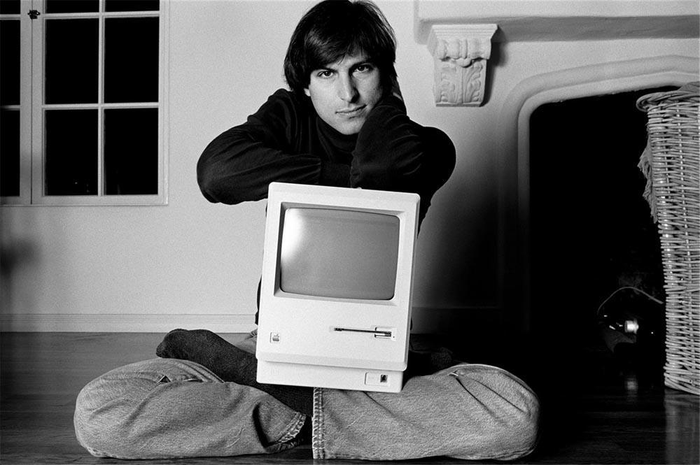 Стив Джобс и первый ПК