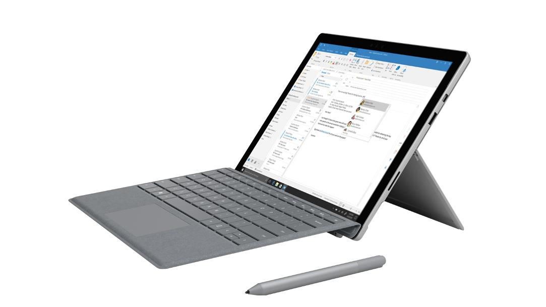 Microsoft Surface Pro LTE Advanced