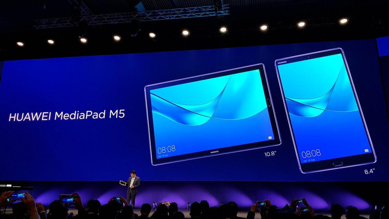 Huawei MediaPad M5 2018