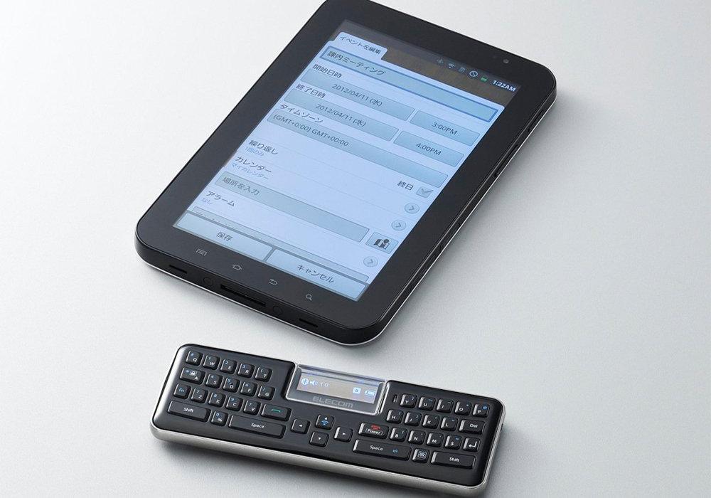 Беспроводная клавиатура для планшета