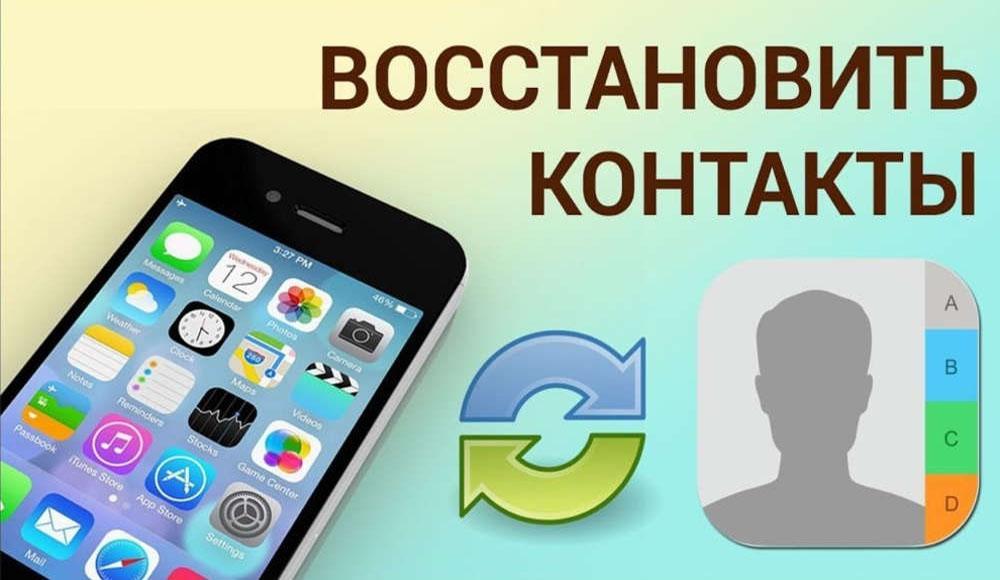 Как восстановить контакты на Android
