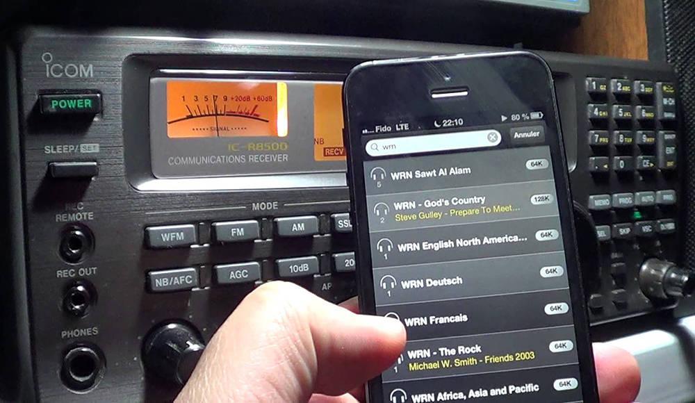 Лучшее приложение-радио для Android