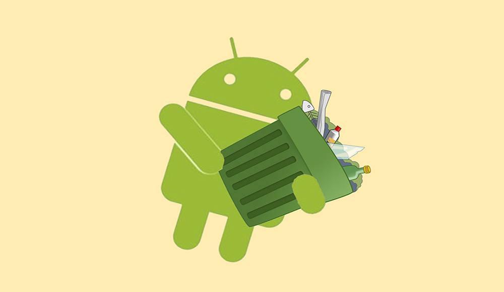 Лучшее приложение для очистки мусора на Android