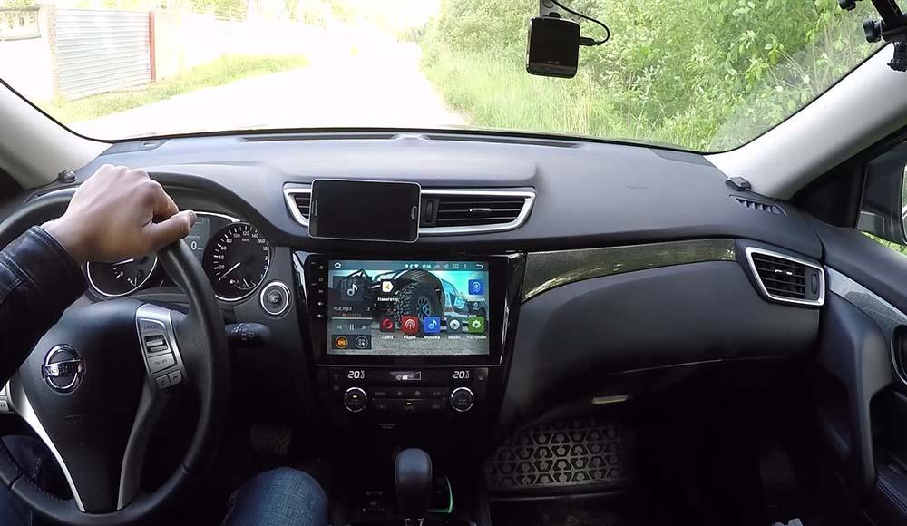 Как подключить планшет вместо магнитолы в автомобиле