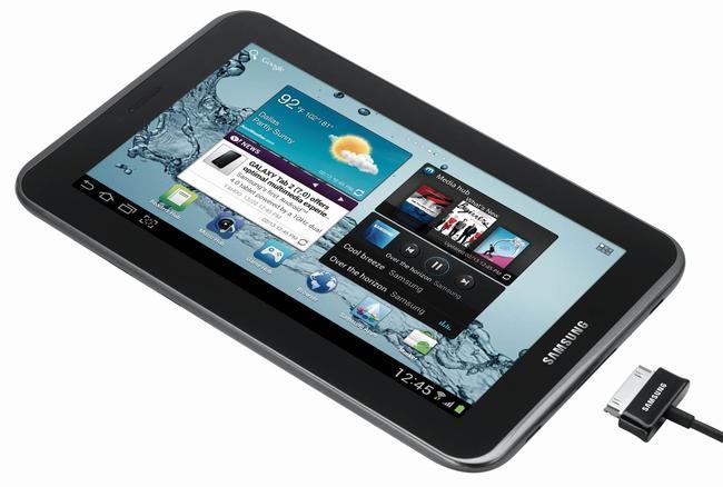 Планшет Samsung Galaxy Tab 2 объединяет в себе множество функций и незаменим в повседневной жизни