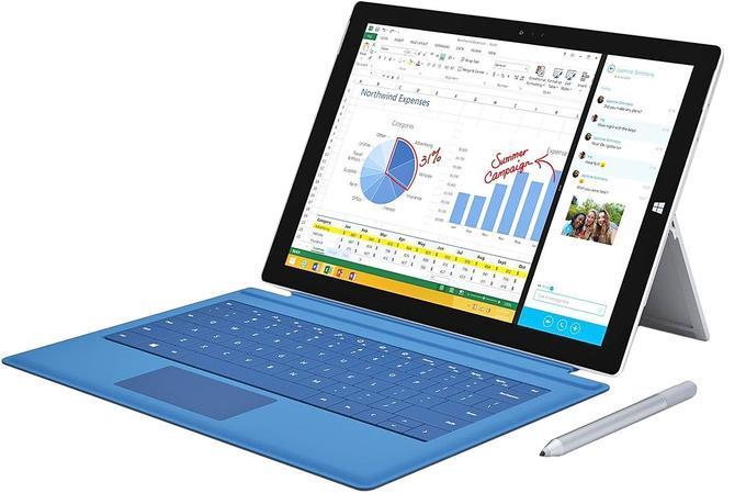 Планшет Surface 3
