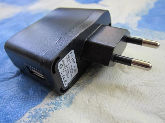 Проблемой может быть зарядное устройство