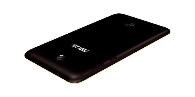 Планшет ASUS Fonepad 7 FE375CXG обладает довольно приятным, хотя и весьма простым дизайном