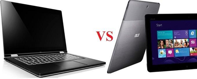 Наверняка вы сами не раз задавались вопросом — планшет или ноутбук — что лучше?