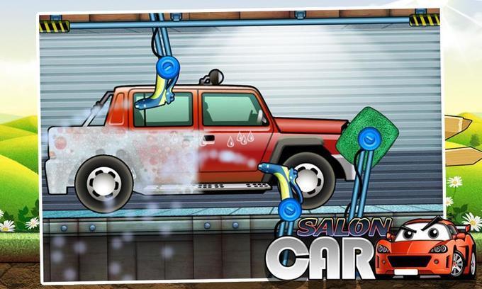Car Wash & Design