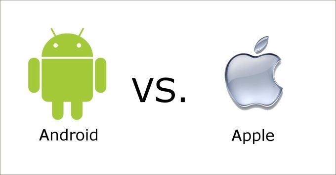 iOS vs Android — это главная битва последних шести лет в сфере информационных технологий и портативных устройств