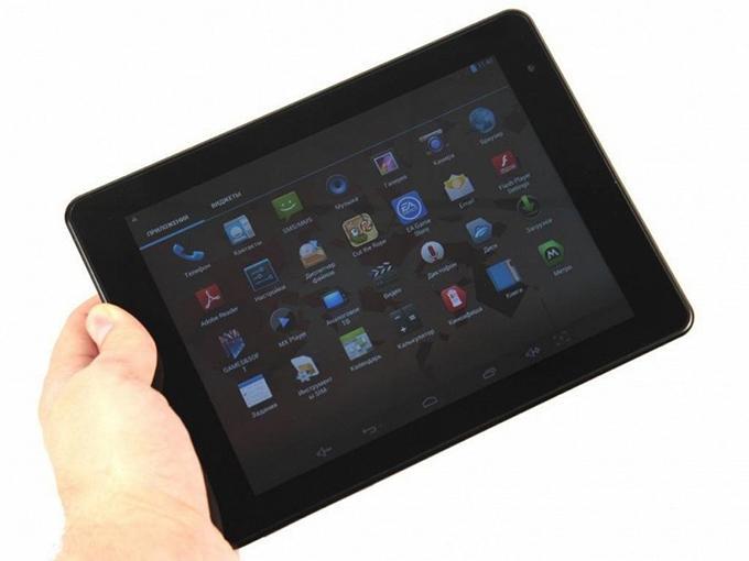 В стандартной поставке планшет Explay Mini TV 3G может порадовать пользователя «чистым» Андроид 4.2