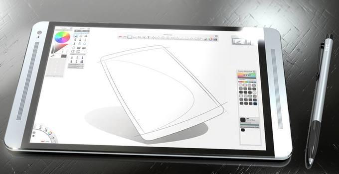 ААА-планшет от HTC