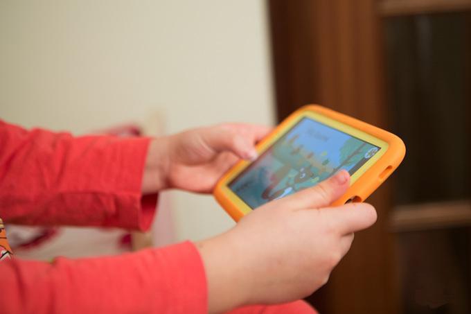 Разработчики приложений создают различные игры на планшет для детей