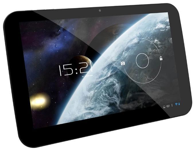Ассортимент продукции этой торговой марки довольно большой, и самым заметным среди всех устройств является планшетный компьютер Qumo Sirius 1001