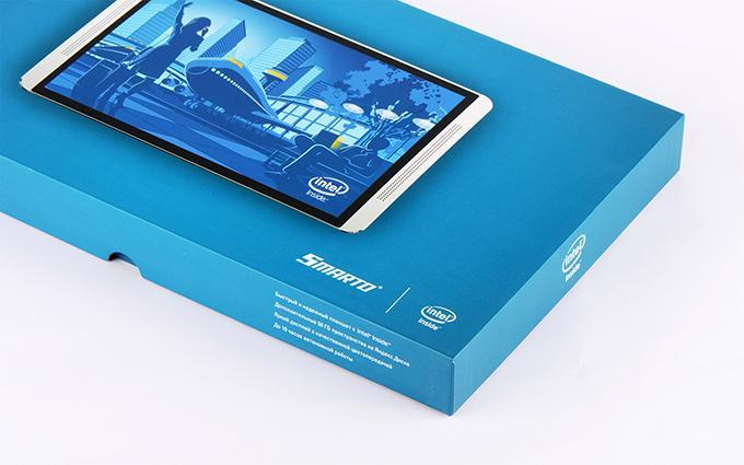 Smarto 3GDi10 - обещали дешёвый гаджет, при металлическом корпусе и платформе Intel