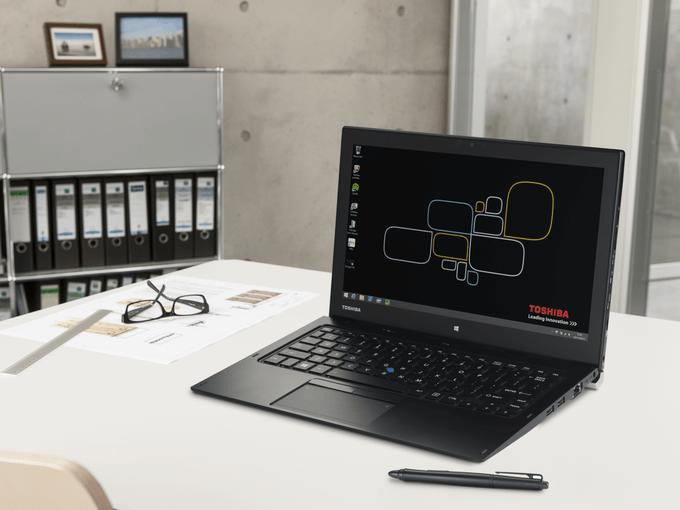Ультрабук Toshiba Portege Z20t