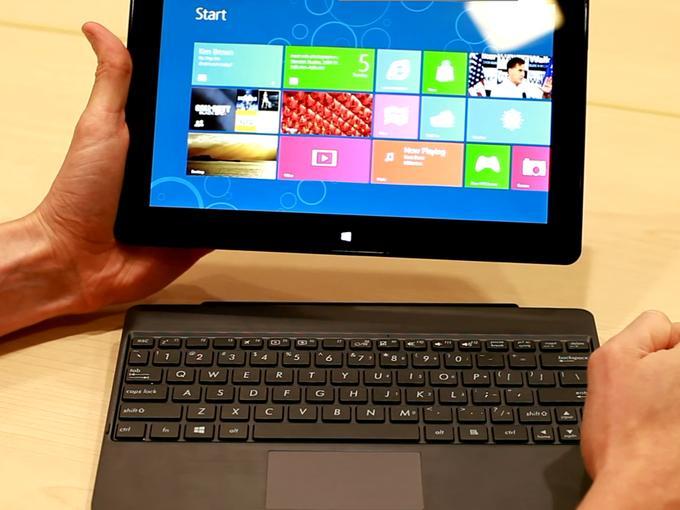 Планшет под Windows отлично подходит для работы и бизнеса