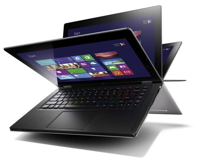 LENOVO IdeaPad Yoga 13 — это необычный ноутбук-трансформер с док-станцией