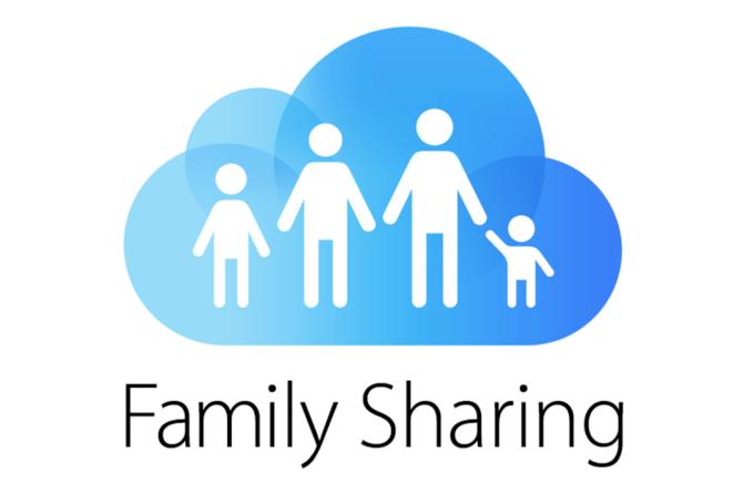 Программа семейный доступ iOS 8